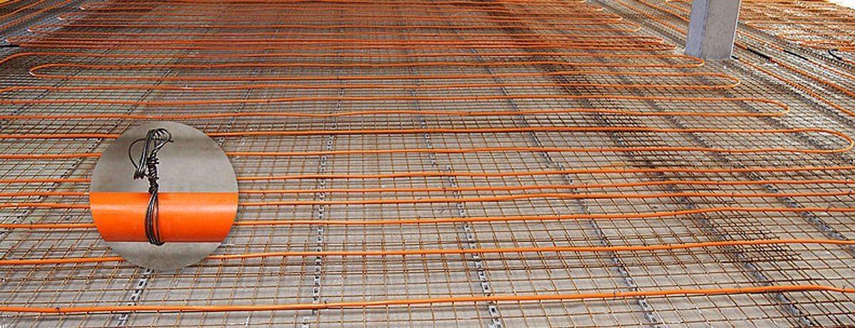 VarioSolid: vloerverwarming voor industriële toepassing