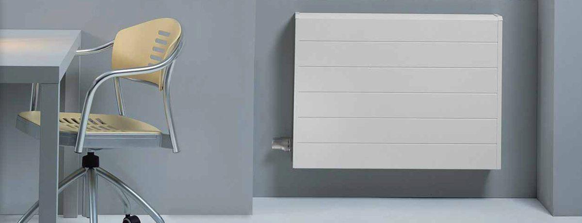 Jaga Tempo convector wandmodel – Low H2o radiator