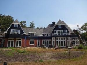 Luxe landhuis in Aerdenhout verduurzaamd met vloerverwarming