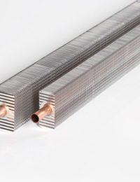Aluminium verwarmingselement