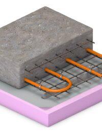 Technea - Industriële vloerverwarming - VarioSolid - Variotherm
