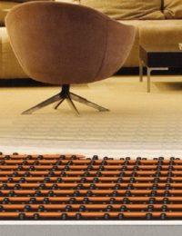 Vloerverwarming noppenplaat isolatiematten