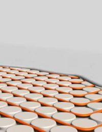 Droogbouw vloerverwarming houten ondervloer