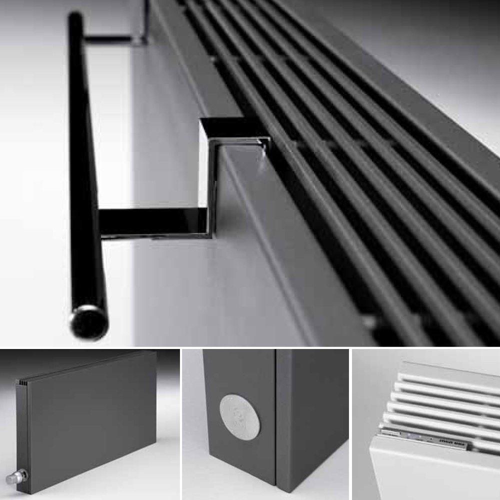jaga strada zeer energiezuinige wandradiator low h20. Black Bedroom Furniture Sets. Home Design Ideas