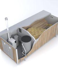 Bio energie installatie