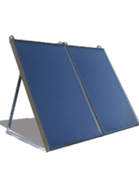 Vlakglas zonnecollectoren