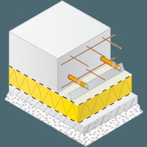 Industriële vloerverwarming