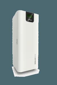 Accu / batterij zonnestroom