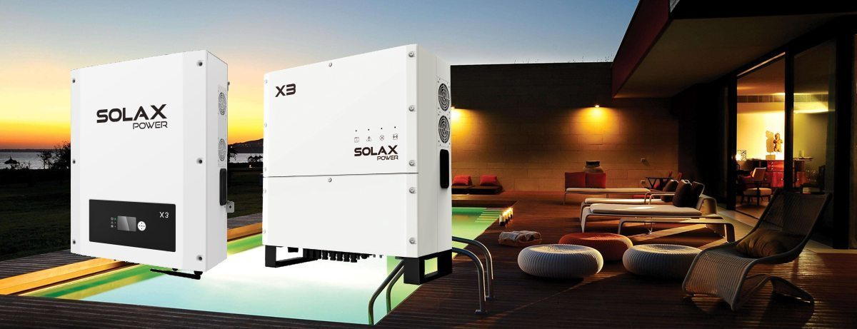 Solax Power – 3 fase omvormers