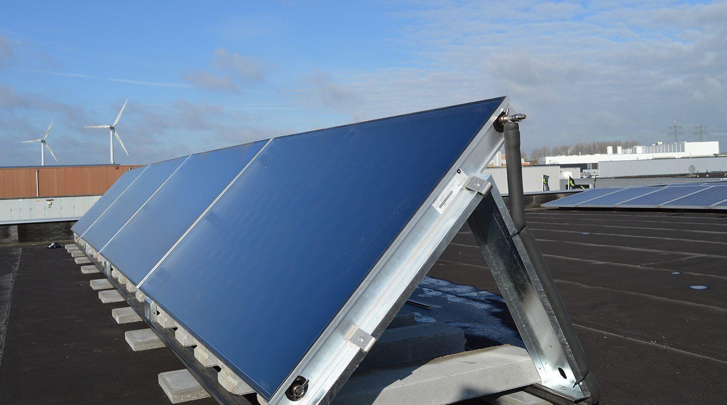 Extra subsidie voor zonneboilers, pelletketels en warmtepompen