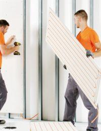 Wandkoeling houtskeletbouw renovatie