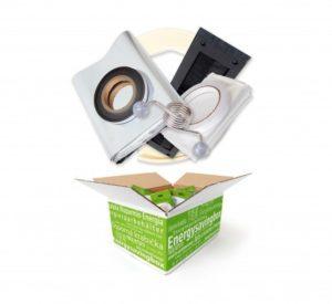 Energiebespaarbox - Gasbespaarbox