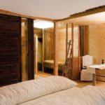 Plintverwarming en vloerverwarming in slaapkamer
