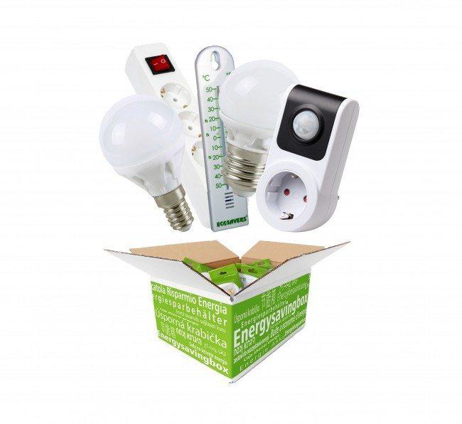Energiebespaarbox - Stroom besparen