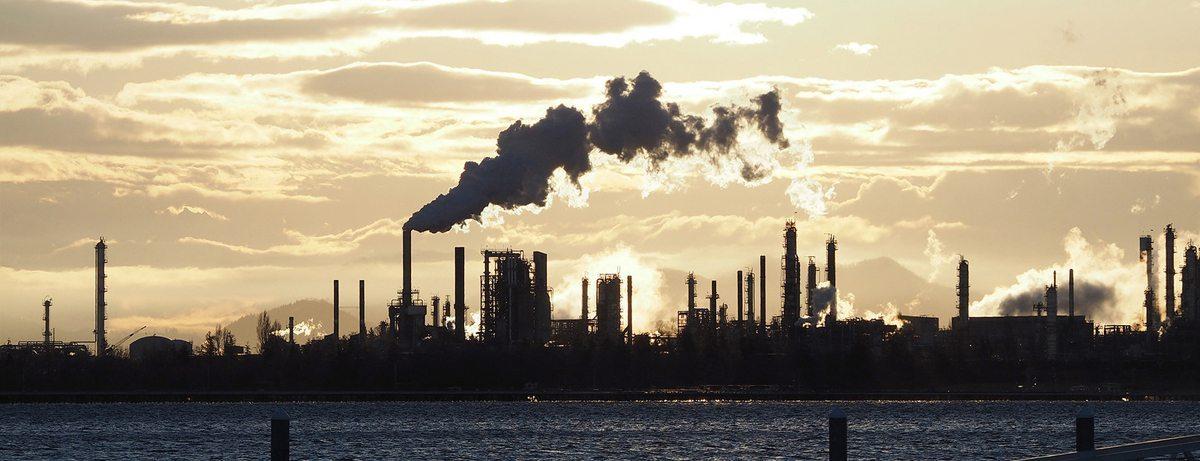 Toename uitstoot broeikasgassen