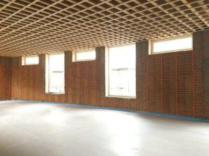 Ecologisch bouwen met muurverwarming