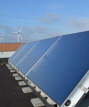 ISDE subsidie voor vlakkeplaat zonnecollectoren