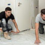 Voorbereiding voor het leggen van vloerverwarming