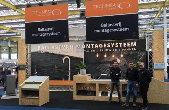 Technea Duurzaam & Jual Solar op solar solutions