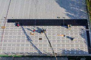 zonnepanelen op sporthal