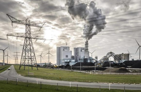 Eemshavencentrale Groningen biomassa