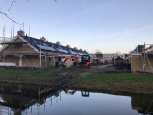 Duurzame energie huurwoningen