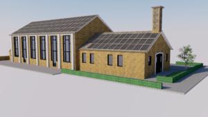 Merosch duurzaam gebouw
