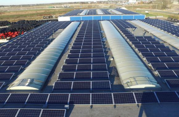 Zonnepanelen met SDE+ subsidie