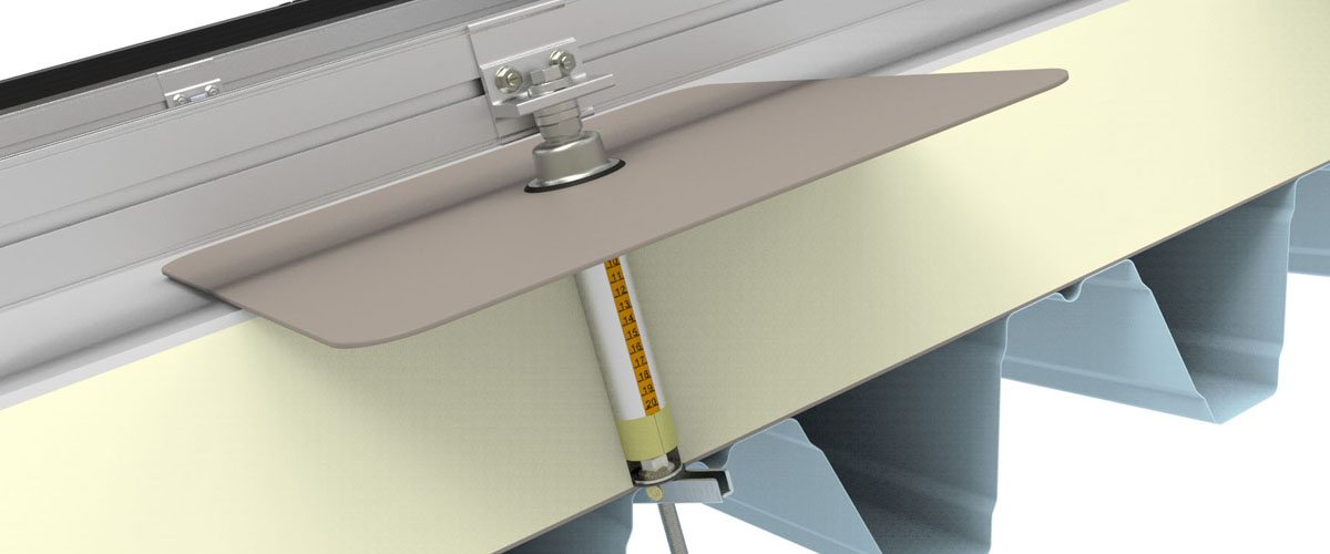 Jual Solar – Hellend dak systeem (zonder isolatie)
