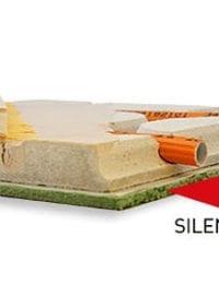 Houtvezel isolatie voor droogbouw dunne vloerverwarming variokomp variotherm