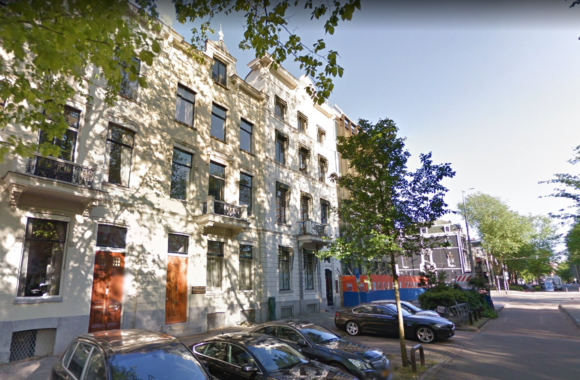 Monumentaal pand in Amsterdam omgebouwd tot appartementen