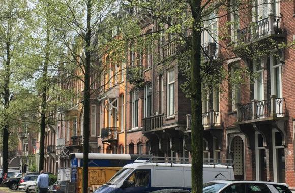 Renovatie pand amsterdam zuid