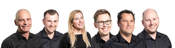 Team Binnendienst - Technea Duurzaam