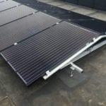 Jual Solar - Ballastvrij montagesysteem zonnepanelen - Hoogbouw - Flat