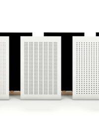 Technea - Akoestische klimaatplafond / plafondkoeling