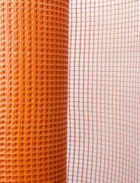 Glasvezeldoek voor wandverwarming en klimaatplafond