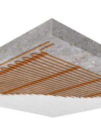 Technea plafondkoeling, koelplafond, klimaatplafond EWHK77 - Variotherm