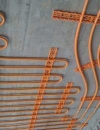 Variotherm Klimaatplafond met leem stuc of ecopleister eindlaag