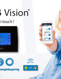 WATTS VISION 868 THERMOSTAAT