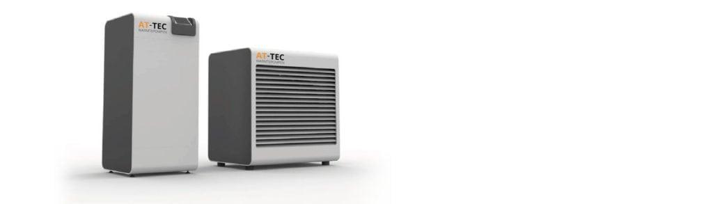 AT-TEC warmtepompen - Pico Energy - MTec