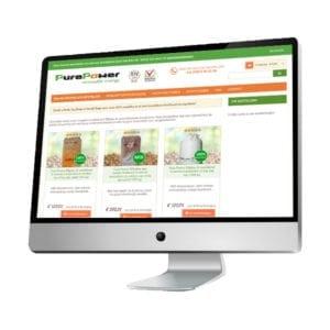 Houtpellets online kopen