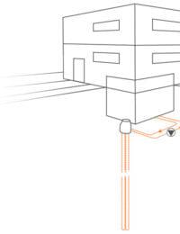 AT-Tec aardwarmtepomp brine water met gesloten bron