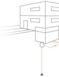 AT-Tec aardwarmtepomp watter water met open bron