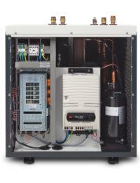 Warmtepomp split unit binnenkant - Technea