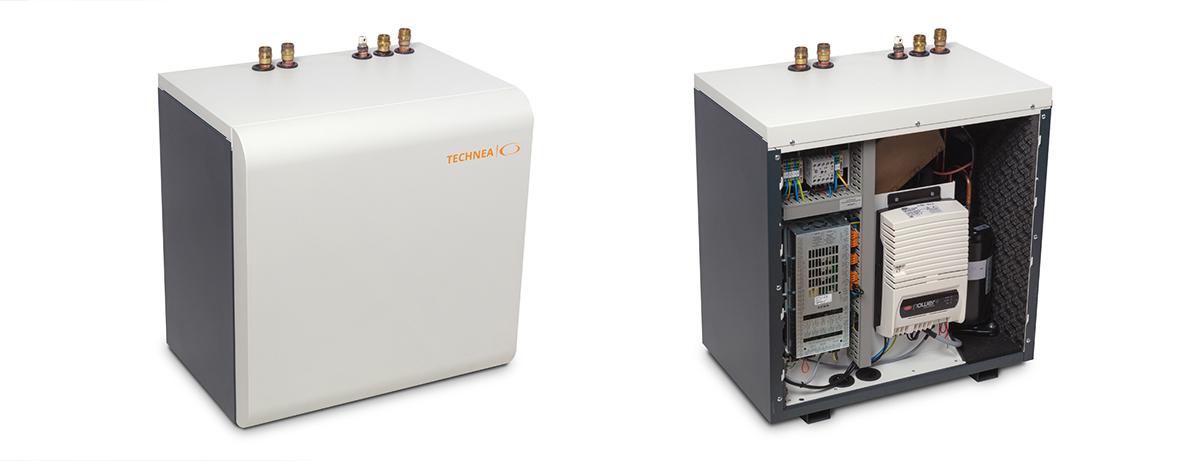 Brine water warmtepomp 2-6kW