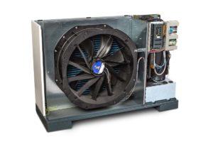 Lucht water warmtepomp - Monoblock warmtepomp - Technea