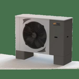Warmtepomp lucht water monoblock