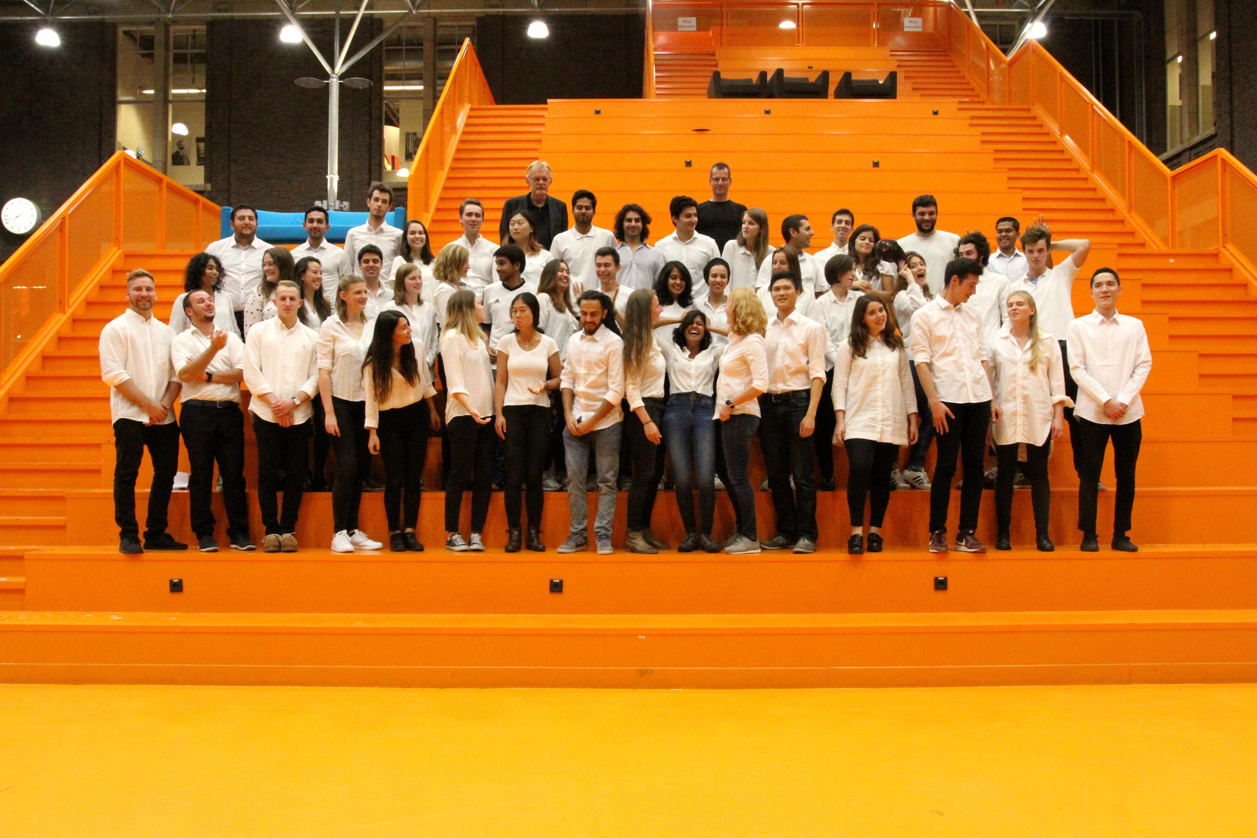 Technea steunt dreamteam MOR van TU-Delft