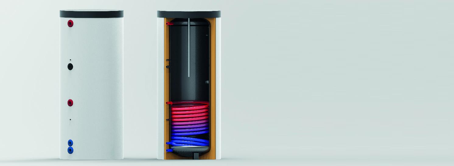 Tapwaterboiler TWS-1W