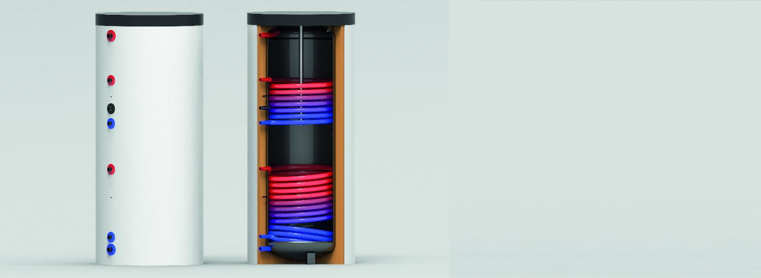 Tapwaterboiler TWS-2W